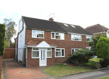 Thumbnail 4 bed property to rent in Ashbrook Road, Old Windsor, Berkshire