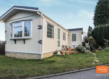 Thumbnail 2 bed mobile/park home for sale in Sandfield Farm Home Park, Lichfield Road, Brownhills, Walsall