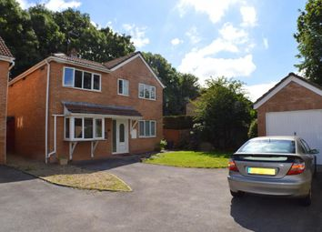 Thumbnail 4 bed detached house for sale in Cherry Down Close, Thornhill, Cardiff