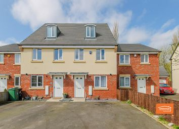 Thumbnail 3 bedroom town house for sale in Penmire Grove, Rushall, Walsall