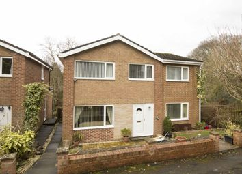 Thumbnail 4 bed detached house for sale in Meadow Way, Lanchester, Durham