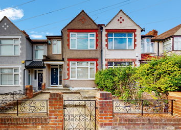 Thumbnail 4 bed terraced house for sale in Seymour Villas, London