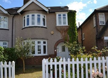 Thumbnail 4 bed semi-detached house to rent in Syon Park Gardens, Isleworth, Greater London