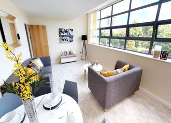 Thumbnail 2 bed flat for sale in High Street, Ilkeston