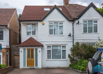 Nethercourt Avenue, West Finchley, London N3. 4 bed semi-detached house
