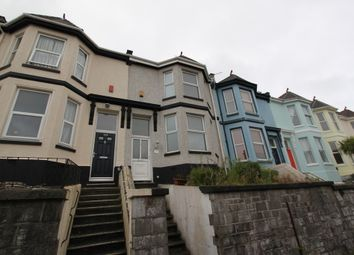 Thumbnail 3 bed terraced house to rent in Pasley Street, Plymouth