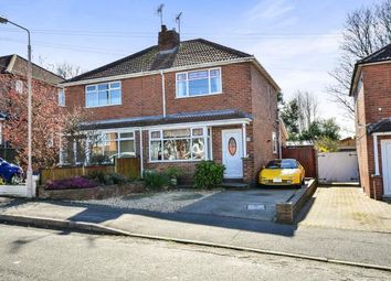 Thumbnail 2 bedroom semi-detached house for sale in Louwil Avenue, Mansfield Woodhouse, Mansfield, Nottinghamshire