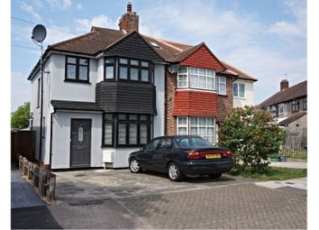 Thumbnail 3 bed semi-detached house for sale in Southview Road, Bromley
