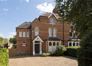 Thumbnail 5 bed semi-detached house for sale in Matham Road, East Molesey, Surrey