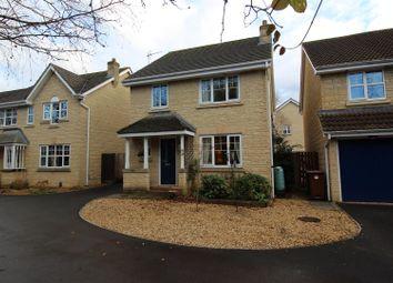 Thumbnail 4 bed detached house for sale in Partridge Close, Chippenham