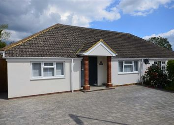 Thumbnail 3 bed semi-detached bungalow for sale in Woodside Road, Farnham