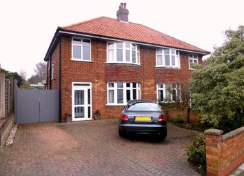 Thumbnail 3 bedroom property to rent in Dale Hall Lane, Ipswich