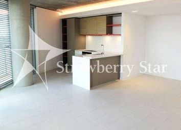 Thumbnail 1 bed property for sale in 1 Tidal Basin Way, London