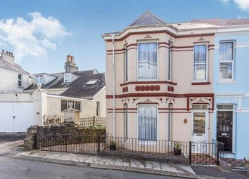Thumbnail 3 bed end terrace house for sale in Sea View Terrace, Lipson, Plymouth