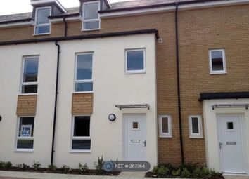 Thumbnail 4 bed terraced house to rent in Saxton Close, Grays