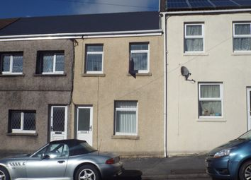 Thumbnail 3 bed terraced house for sale in High Street, Tumble, Llanelli