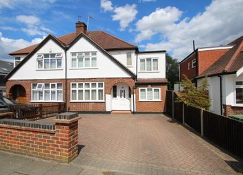 Thumbnail 4 bed semi-detached house for sale in Elmbridge Avenue, Berrylands, Surbiton