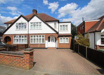 Thumbnail 4 bed semi-detached house for sale in Elmbridge Avenue, Berrylands, Surbiton