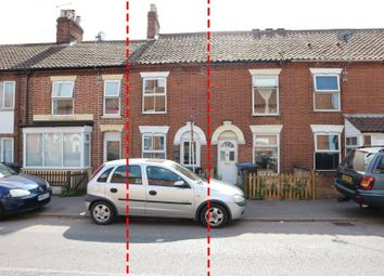 Thumbnail 3 bedroom terraced house for sale in 173 Sprowston Road, Norwich, Norfolk