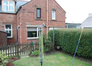 Thumbnail 3 bed terraced house for sale in Edwards Place, Annan, Dumfries And Galloway.