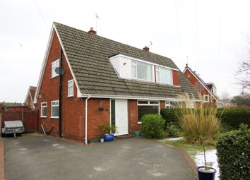 Thumbnail 3 bed semi-detached house for sale in St James Avenue, Upton, Chester