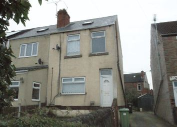Thumbnail 2 bedroom terraced house for sale in Beech Terrace, Shirebrook, Mansfield