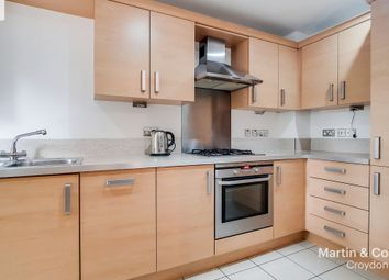Thumbnail 2 bedroom end terrace house for sale in Holmes Close, Purley