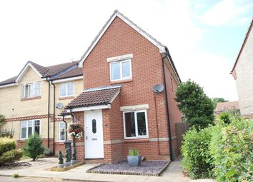 Thumbnail 2 bed end terrace house for sale in Hood Drive, Gt Blakenham, Ipswich, Suffolk