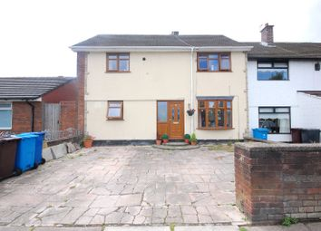 Thumbnail 4 bed end terrace house for sale in Arncliffe Road, Hunts Cross, Liverpool