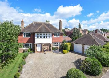 Thumbnail 5 bed detached house for sale in Burnmoor Meadow, Finchampstead, Berkshire