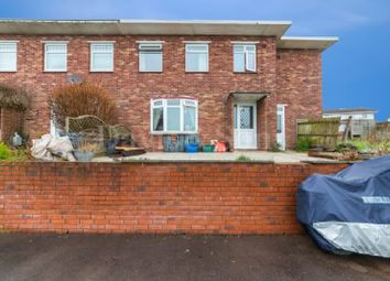 Thumbnail 4 bed end terrace house for sale in Byron Road, The Gaer, Newport.
