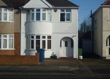 Thumbnail 3 bed semi-detached house for sale in High Worple, Rayners Lane