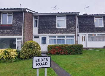 Thumbnail 3 bed terraced house to rent in Ebden Road, Winchester