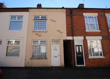 Thumbnail 2 bed terraced house for sale in Albert Road, Coalville, Leicestershire