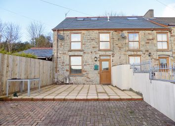 4 bed end terrace house for sale in Rose Terrace, Bettws, Bridgend. CF32