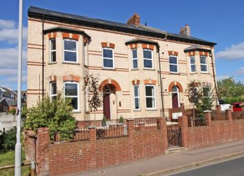Thumbnail 2 bed flat to rent in Magdalen Road, Exeter, Devon