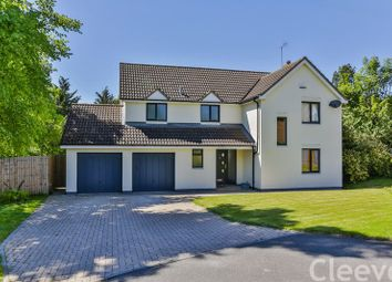 Thumbnail 4 bed detached house for sale in The Spinney, Cheltenham