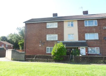 Thumbnail 2 bed flat to rent in Camsey Close, Newcastle Upon Tyne