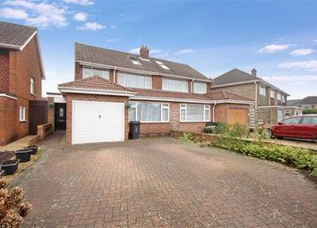 Thumbnail 4 bedroom semi-detached house for sale in Yiewsley Crescent, Stratton, Wiltshire
