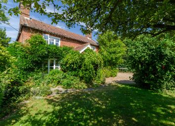 Thumbnail 3 bed detached house for sale in The Street, Brundall, Norwich
