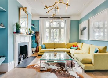 Thumbnail 5 bed terraced house to rent in Neville Terrace, South Kensington, London