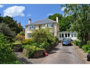 Thumbnail 4 bed detached house to rent in St. Georges Well Avenue, Cullompton