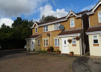Thumbnail 3 bed semi-detached house to rent in Armstrong Drive, Bedford