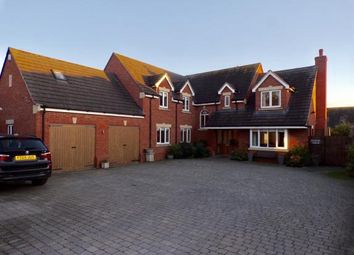 Thumbnail 5 bed detached house for sale in Breach Lane, Breach Lane, Earl Shilton, Leicester