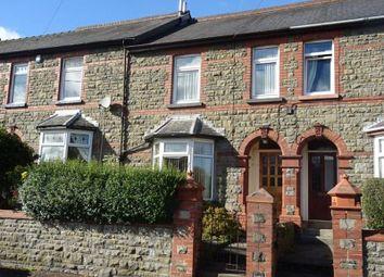 Thumbnail 3 bed terraced house for sale in Upper Vaynor Road, Cefn Coed, Merthyr Tydfil
