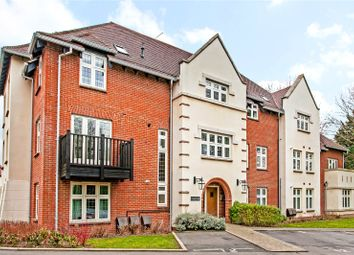 Thumbnail 2 bed flat for sale in Knight's Lodge, Highcroft Road, Winchester, Hampshire
