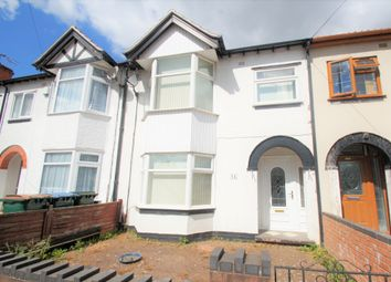 3 bed terraced house for sale in Maudslay Road, Coventry CV5