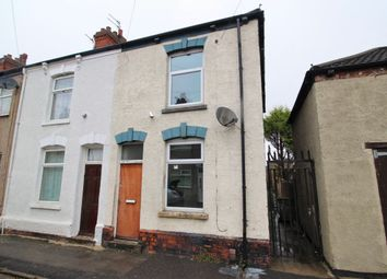 Thumbnail 3 bed terraced house to rent in Hildyard Street, Grimsby