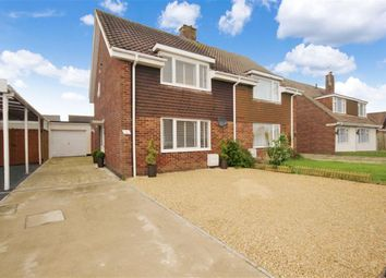 Thumbnail 3 bedroom semi-detached house for sale in Capitol Close, Swindon, Wiltshire