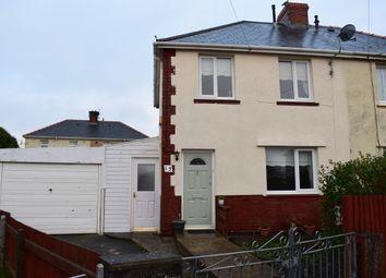 Thumbnail 2 bed property to rent in Rhandir, Llwynhendy, Llanelli, Carmarthenshire.